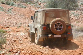 Limpopo 4x4 Trails