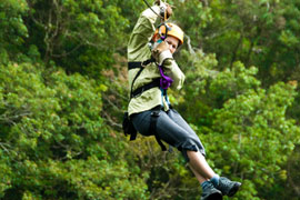 Canopy Tours in South Africa