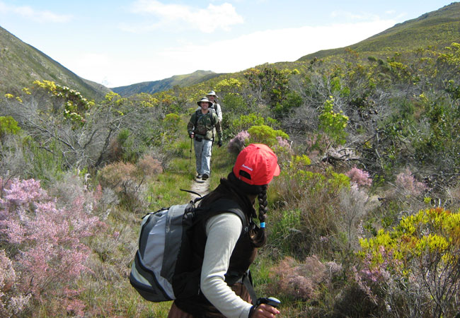 South Africa Hiking Trails