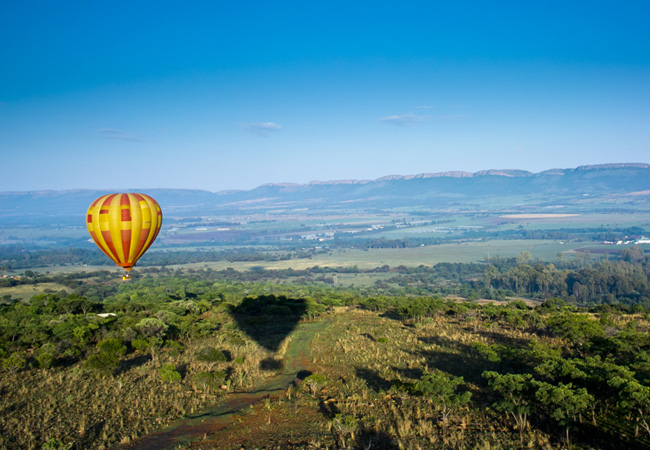 Touring The World In A Hot Air Balloon
