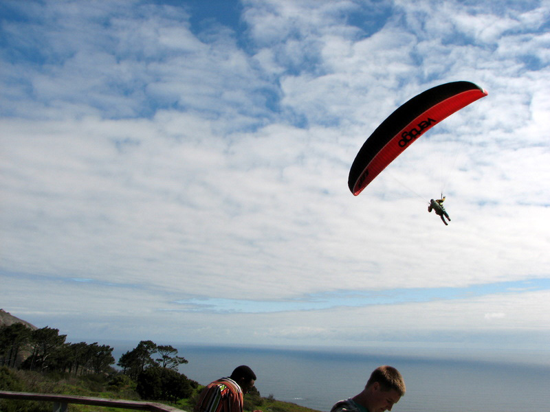 South Africa Paragliding