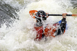White Water Rafting in South Africa