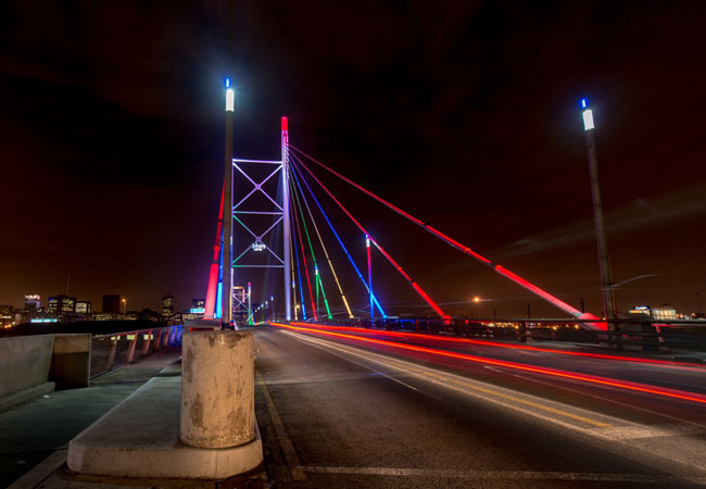 How Much To Drive >> Nelson Mandela Bridge