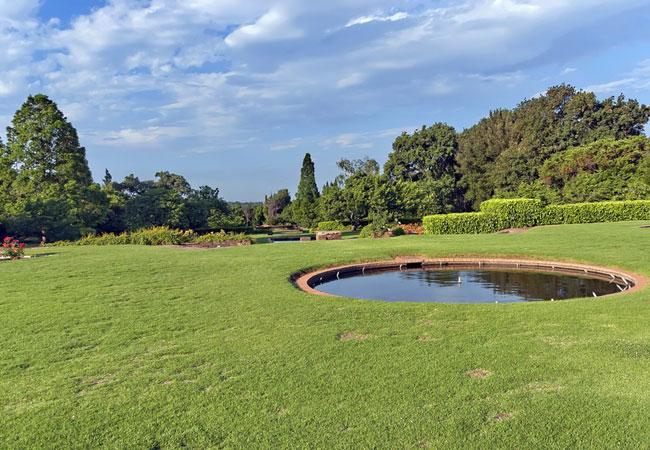 Gauteng Tourist AttractionsThe Johannesburg Botanic Garden