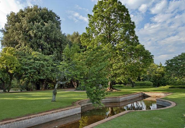 Johannesburg Botanical Garden on 30 Burgers