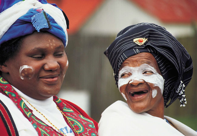 Xhosa South African Language Xhosa