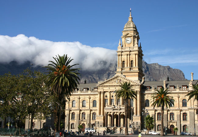 City Hall Market Cape Town