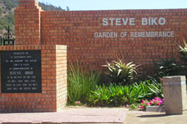 Steve Biko Garden of Rememberance