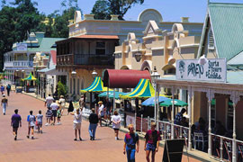 Gold Reef City Walk, Johannesburg