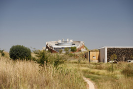 Visitor Centre at Cradle of Humankind, Gauteng