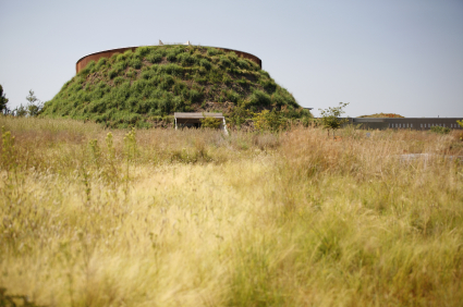 Tumulus at Maropeng, Cradle of Humankind