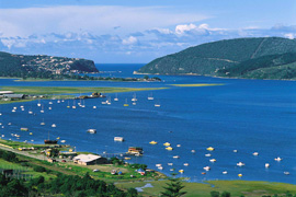 Knysna Heads, Garden Route