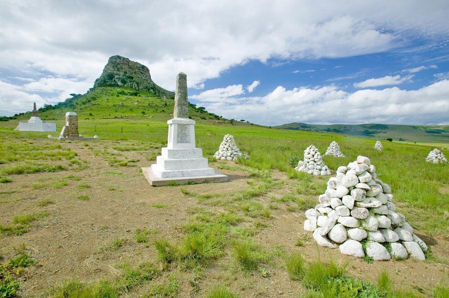 The KwaZulu-Natal Battlefields Route