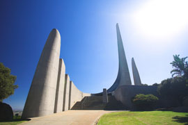 Afrikaans Language Monument outside Paarl