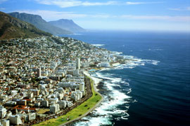Mouille Point to Bantry Bay, Atlantic Seaboard