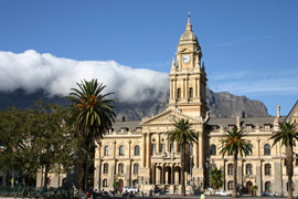 Cape Town City Hall, Cape Town