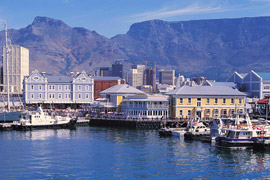 Cape Town Shopping at the Waterfront