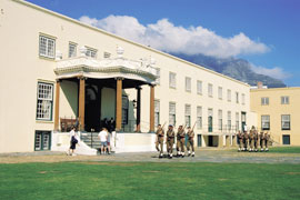 Castle of Good Hope, Cape Town