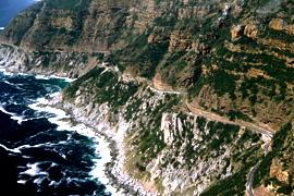 Chapmans Peak, Cape Town
