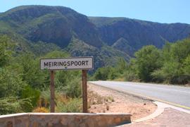 Meiringspoort, Little Karoo