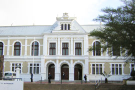 South African Museum, Cape Town