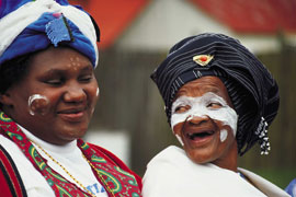 Xhosa Ladies