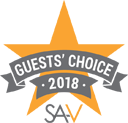 Sonnekus Guest House has been voted 'Great Customer Service and Guest House Accommodation in False Bay'