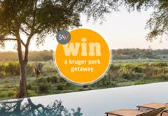 Win a Kruger Park Getaway