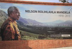 The Mandela Route - In the footsteps of Madiba
