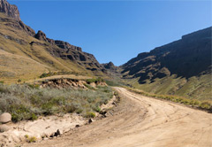 Private Sani Pass and Lesotho Tour