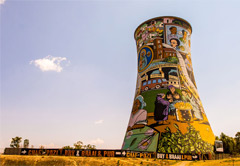 Private Joburg, Soweto and Apartheid Museum tour