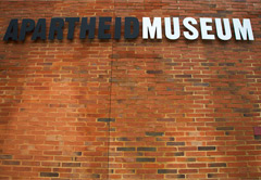 Apartheid Museum and Gold Reef City Tour