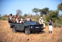 4-Day Private Game Lodge Safari