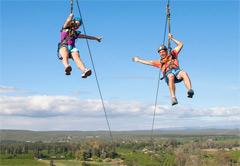 Adrenaline Addo Zipline & Giant Swing