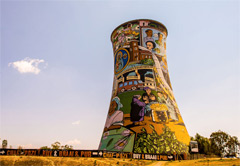 Soweto & Johannesburg with Lunch