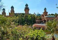 Pilanesberg & Sun City