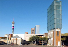 Johannesburg City Only & Constitutional Court
