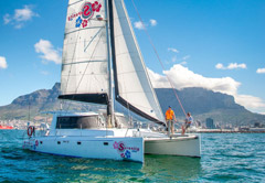 1 Hour - Sailing in The Bay on a Catamaran