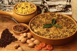Cape Malay Cuisine: A Traditional Cape Malay Bobotie