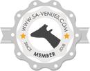 www.SA-Venues.com Member since 2008