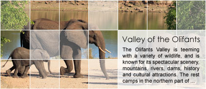 Valley of the Olifants