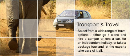 South Africa Transport