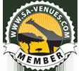 SA-Venues listing