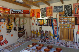 Storms River Centre Arts & Crafts