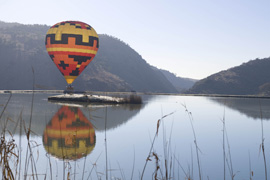 Hot Air Ballooning in the Magaliesberg