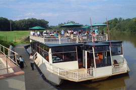 cruise the vaal on the liquid lounge