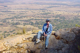 Hike to the summit of the Magaliesberg