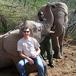 Interact with Elephants at Buffelsdrift, Cape Town
