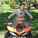Quad Biking at Southern Comfort Ranch, Garden Route