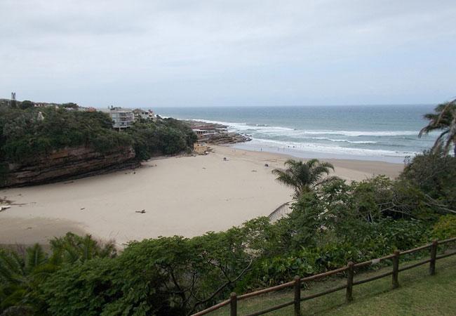 Uvongo Beach South Africa